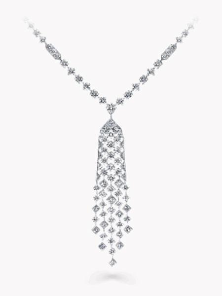Graff格拉夫珠宝潮流饰品品牌2019春夏新款韩版时尚简约个性项链