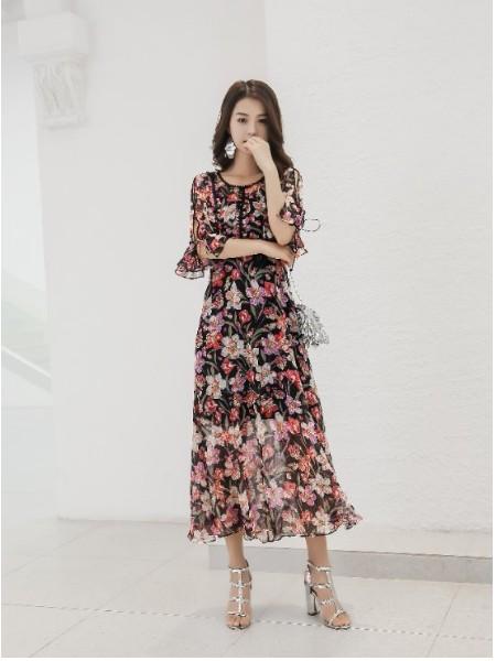 健凡服饰女装品牌2019春夏新品