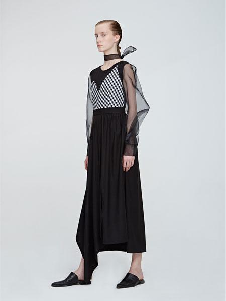 VEGAZAISHIWANG女装品牌2019春夏新款时尚修身显瘦连衣裙