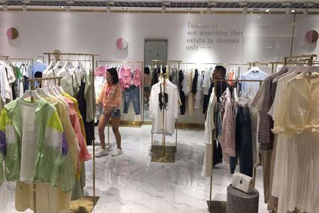 D&Blegent品牌店铺展示