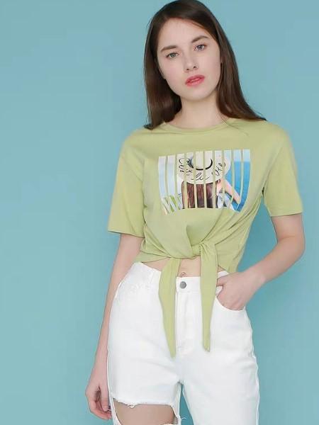 U&V女装品牌2019夏新品
