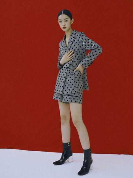 DooBo女装品牌2019春季新款韩版宽松时尚休闲套装