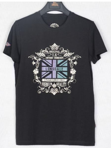 逸丰尚女装品牌2019春夏新款时尚休闲宽松印花短袖T恤