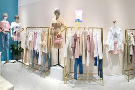 LamLam Girl品牌店铺展示