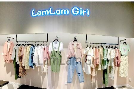 LamLam Girl店铺图