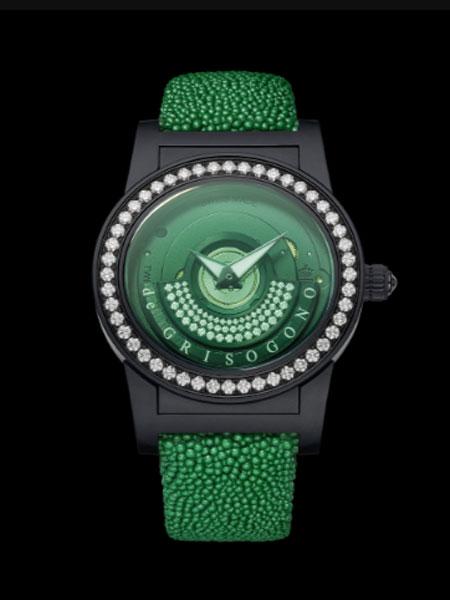 de Grisogono潮流饰品品牌2019春夏新款时尚简约个性手表