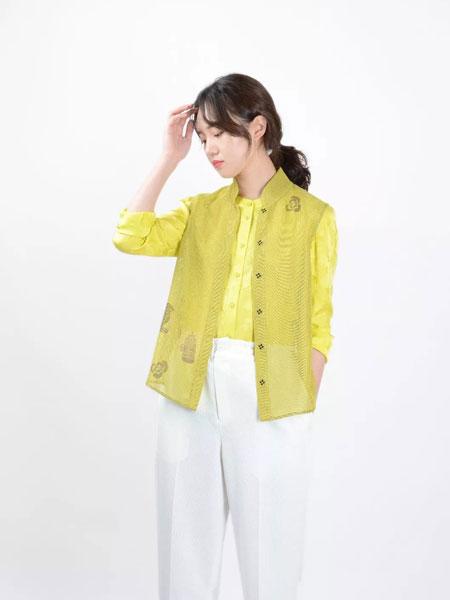 有無女装品牌2019春夏新款韩版复古百搭短款外套薄