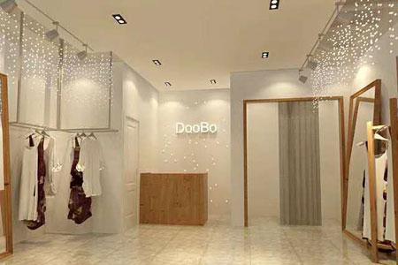 DooBo品牌店铺展示