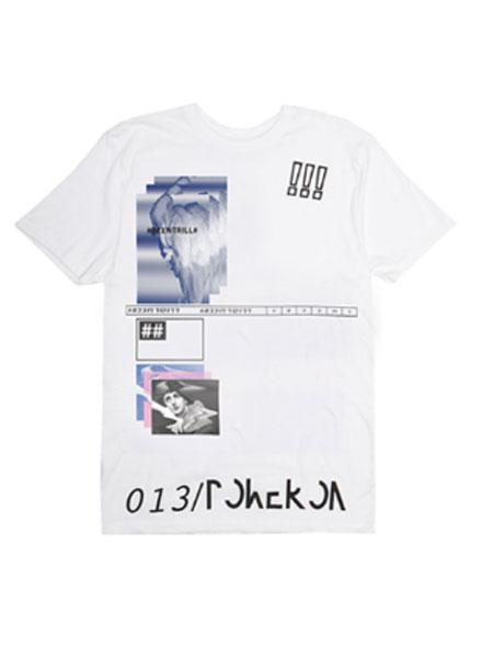 BEEN TRILL休闲品牌2019春夏新款韩版时尚宽松休闲百搭短袖T恤