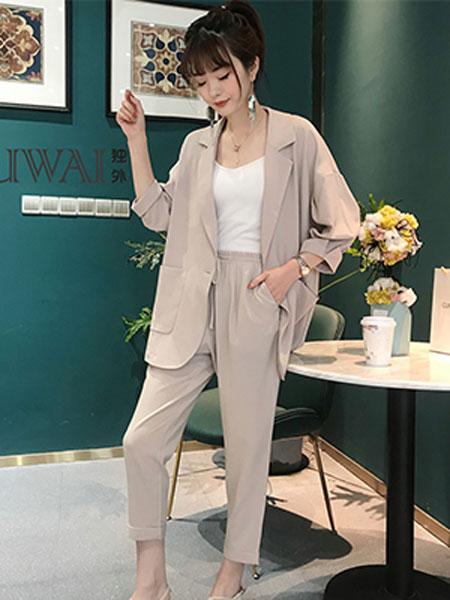 独外女装品牌,开拓专业和职业发展双通道