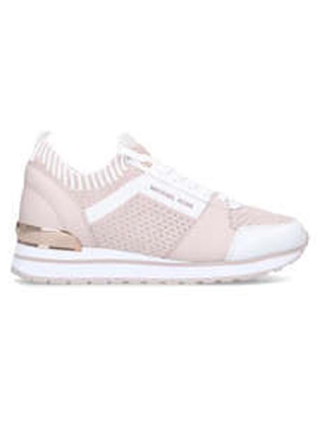 Kurt Geiger鞋品牌2019春夏新款针织平底休闲运动鞋