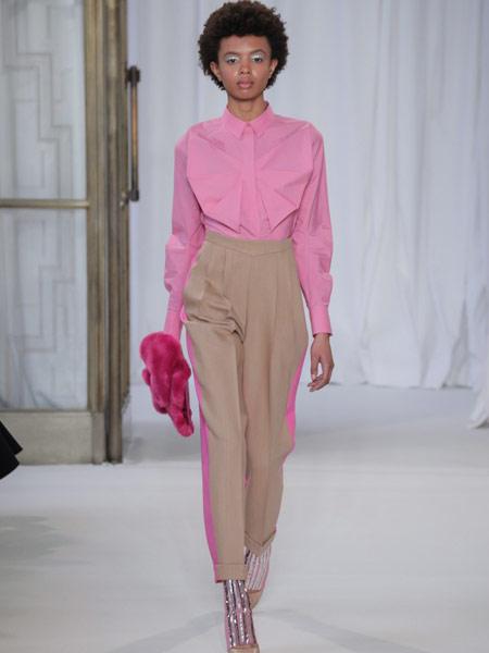 Emma Cook艾玛·库克女装品牌新款时尚气质高腰显瘦休闲长裤