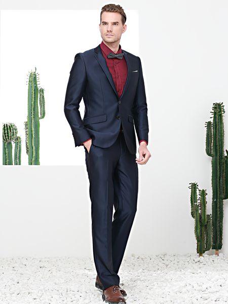 富绅男装品牌,选用优质供应原料、做工优良、质地考究