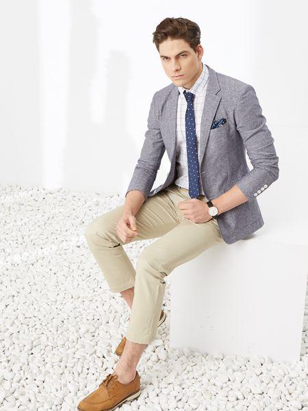 富绅男装,结合意大利优质时尚设计理念