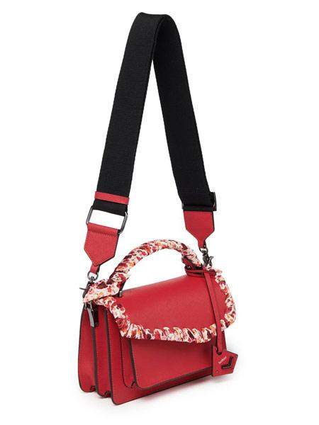 Devi Kroell蒂维・克罗箱包品牌2019春夏新款韩版时尚潮流简约百搭斜挎包单肩包