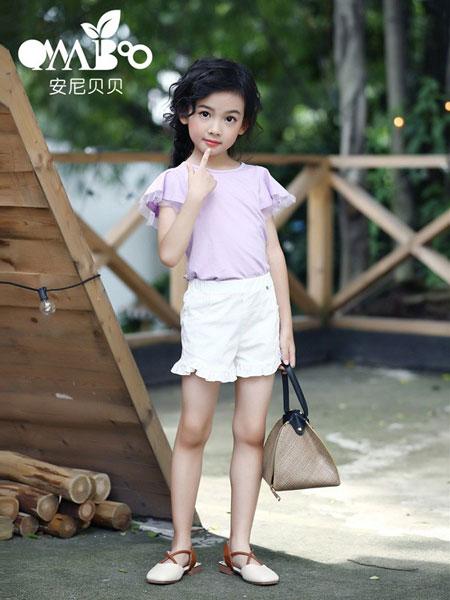 安尼贝贝onnabobo童装品牌2019春夏韩版阔腿宽松套装