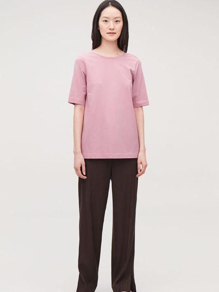 Beams Boy女装品牌2019春夏新款时尚简约宽松百搭短袖T恤