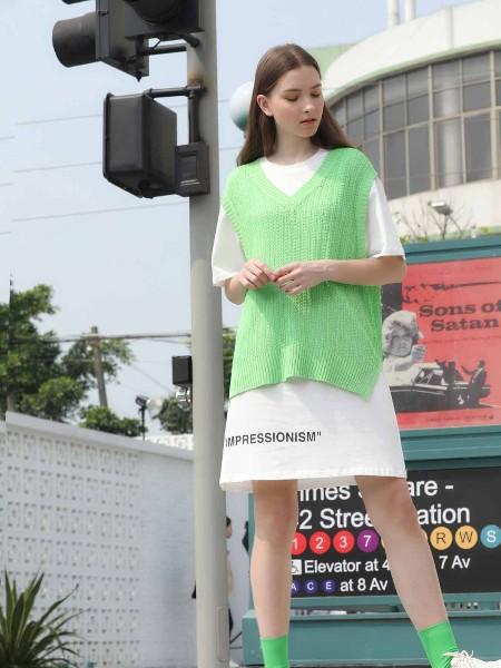 DR女装品牌2019春夏新品