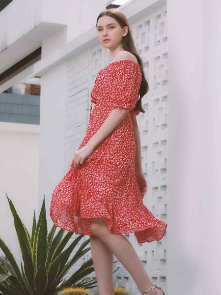DR女裝品牌2019春夏新品