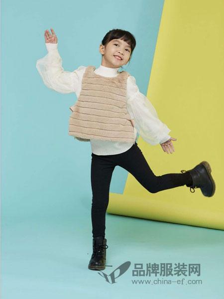 V-rules美式童装童装品牌2019春季新款套装连衣裙长袖公主裙子韩版潮