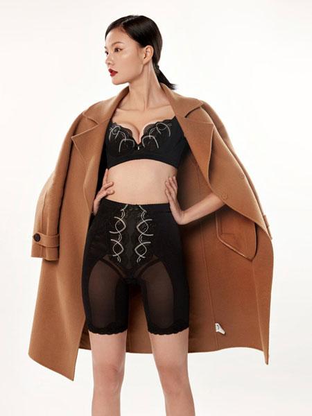 欧拉曲曼内衣品牌2019春夏美体塑形内衣中塑裤腰封三件套