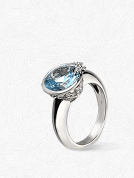 Carrera y Carrera卡瑞拉·卡瑞拉潮流饰品品牌2019春夏新款韩版时尚简约个性戒指