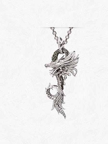 Dominic Jones多米尼克·琼斯潮流饰品品牌2019春夏新款时尚简约个性百搭项链