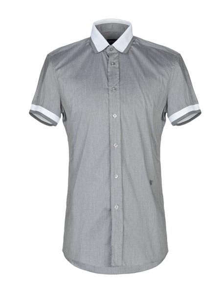 Dirk Bikkembergs休闲品牌2019春夏新款时尚休闲宽松百搭翻领短袖T恤