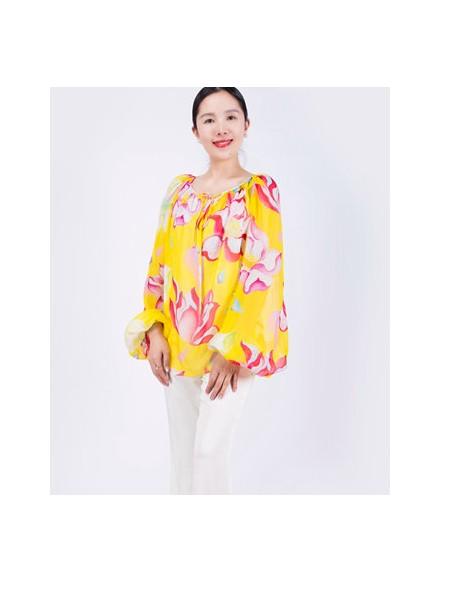 上海艾叶文化服饰女装品牌2019春夏新品