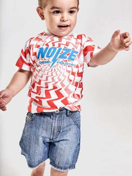Tee Collection童装品牌2019春夏新款儿童T恤男童纯棉宽松半袖