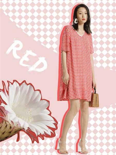天纳吉尔 TinaGia女装品牌2019春夏新款超仙甜美森系文艺连衣裙