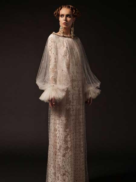 Krikor Jabotian婚纱/礼服品牌2019春夏新款时尚气质优雅礼服裙