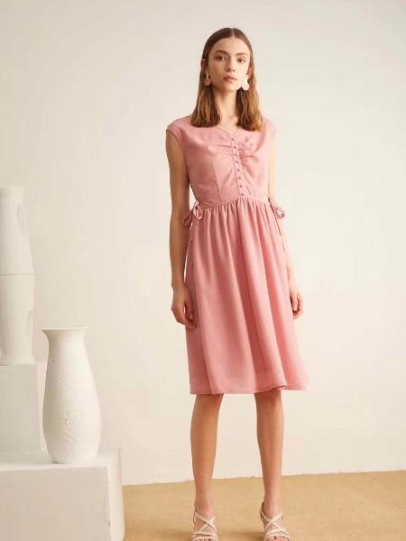 阿莱贝琳女装品牌2019春夏新品