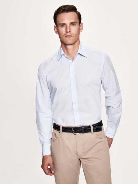 BBC|Ice Cream亿万少年俱乐部男装品牌2019春夏新款时尚商务休闲百搭衬衫