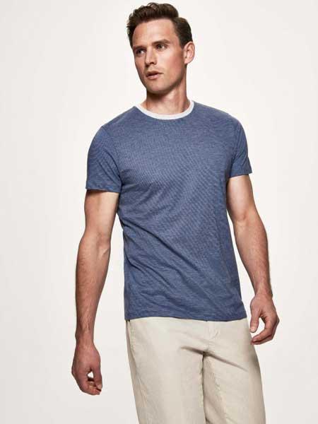 BBC|Ice Cream亿万少年俱乐部男装品牌2019春夏新款时尚休闲百搭圆领短袖T恤