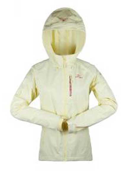 HASKI哈士奇休闲品牌2019春夏户外冲锋衣女三合一抓绒两件套防水防风加绒加厚登山服