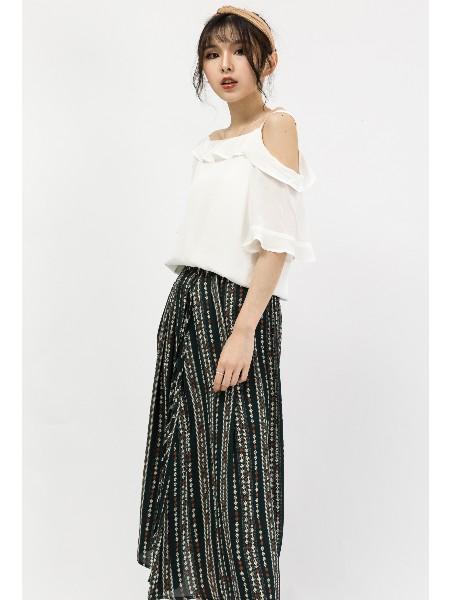 歌颂女装品牌2019春夏新品