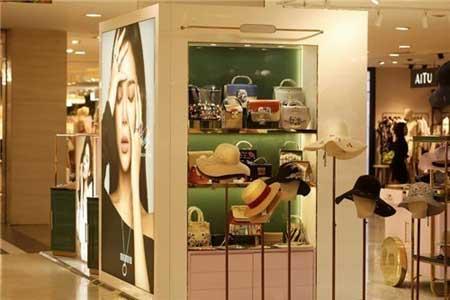 蜜西西比品牌店铺展示