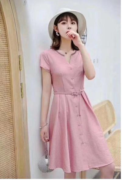 快时尚年轻女装奥特莱斯芝麻e柜服装货源大众化品牌