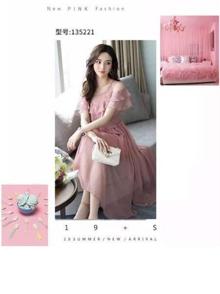 深圳美丽穿服装有限公司女装品牌2019春夏新品
