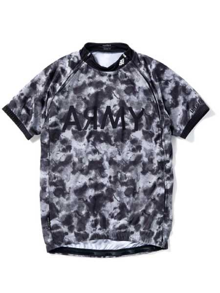 narifui男装品牌2019春夏新款韩版时尚休闲宽松百搭圆领印花短袖T恤