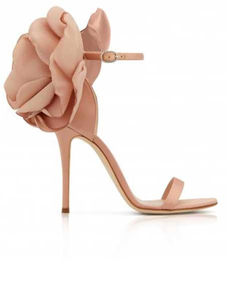 Giuseppe Zanotti朱塞佩・萨诺第鞋帽/领带品牌2019春夏新款韩版时尚百搭高跟凉鞋