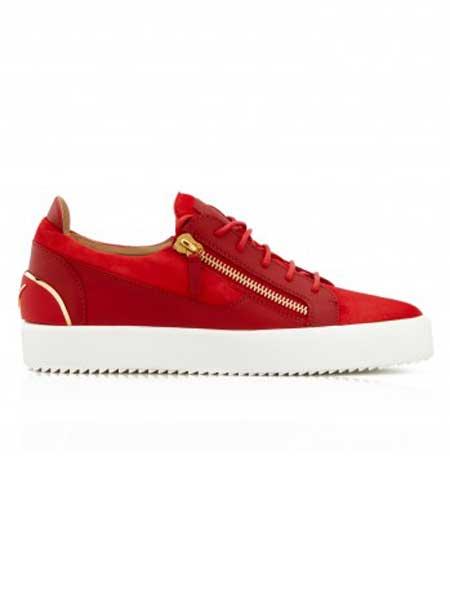 Giuseppe Zanotti朱塞佩·萨诺第鞋帽/领带品牌2019春夏新款韩版时尚舒适百搭休闲鞋