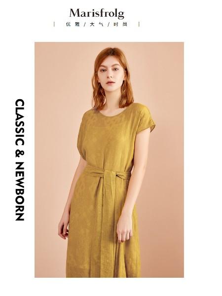 玛丝菲尔女装品牌2019春夏新品