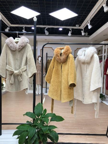 阿莱贝琳女装品牌2019秋冬新品