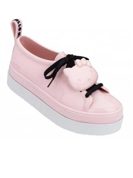 巴西梅丽莎果冻鞋(Melissa)鞋帽/领带品牌2019春夏新款时尚绑带拼色运动鞋果冻鞋