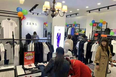 ZENL佐纳利品牌店铺展示