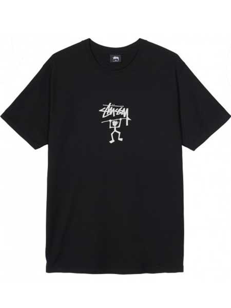 Supreme男装品牌2019春夏新款时尚休闲宽松百搭圆领短袖T恤