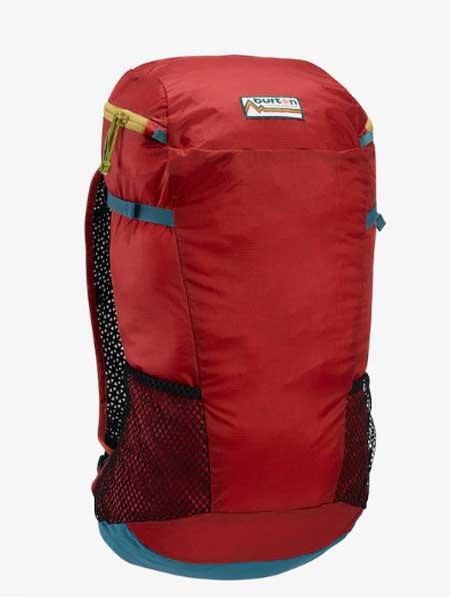 burton户外品牌2019春夏登山陡步旅行骑行双肩包背带多功能包大容量包
