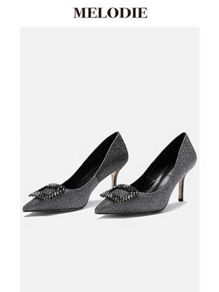 MELODIE麦露迪鞋业,助你快速开店,迅速营业。